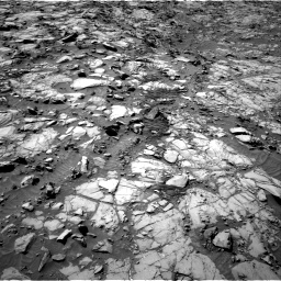 Nasa's Mars rover Curiosity acquired this image using its Right Navigation Camera on Sol 1167, at drive 3166, site number 50