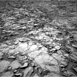 Nasa's Mars rover Curiosity acquired this image using its Right Navigation Camera on Sol 1167, at drive 3184, site number 50