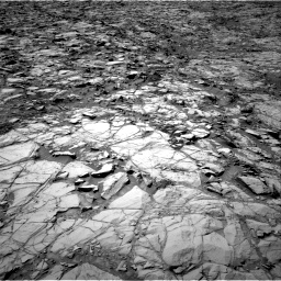 Nasa's Mars rover Curiosity acquired this image using its Right Navigation Camera on Sol 1167, at drive 3190, site number 50