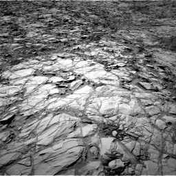 Nasa's Mars rover Curiosity acquired this image using its Right Navigation Camera on Sol 1167, at drive 3196, site number 50