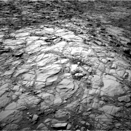 Nasa's Mars rover Curiosity acquired this image using its Right Navigation Camera on Sol 1167, at drive 3202, site number 50