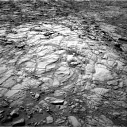 Nasa's Mars rover Curiosity acquired this image using its Right Navigation Camera on Sol 1167, at drive 3208, site number 50