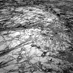 Nasa's Mars rover Curiosity acquired this image using its Right Navigation Camera on Sol 1167, at drive 3226, site number 50