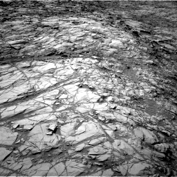 Nasa's Mars rover Curiosity acquired this image using its Right Navigation Camera on Sol 1167, at drive 3232, site number 50