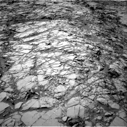 Nasa's Mars rover Curiosity acquired this image using its Right Navigation Camera on Sol 1167, at drive 3244, site number 50