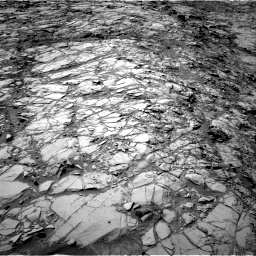 Nasa's Mars rover Curiosity acquired this image using its Right Navigation Camera on Sol 1167, at drive 3250, site number 50