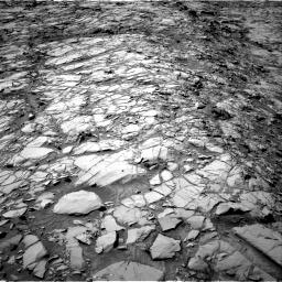 Nasa's Mars rover Curiosity acquired this image using its Right Navigation Camera on Sol 1167, at drive 3256, site number 50