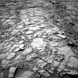 Nasa's Mars rover Curiosity acquired this image using its Right Navigation Camera on Sol 1167, at drive 3268, site number 50