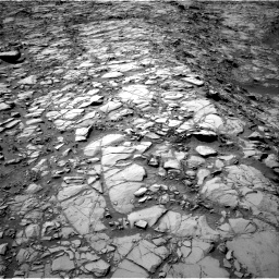 Nasa's Mars rover Curiosity acquired this image using its Right Navigation Camera on Sol 1167, at drive 3280, site number 50