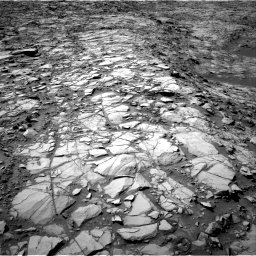 Nasa's Mars rover Curiosity acquired this image using its Right Navigation Camera on Sol 1167, at drive 3292, site number 50