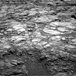 Nasa's Mars rover Curiosity acquired this image using its Right Navigation Camera on Sol 1167, at drive 3322, site number 50