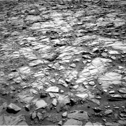 Nasa's Mars rover Curiosity acquired this image using its Right Navigation Camera on Sol 1167, at drive 3340, site number 50
