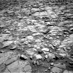Nasa's Mars rover Curiosity acquired this image using its Right Navigation Camera on Sol 1167, at drive 3346, site number 50