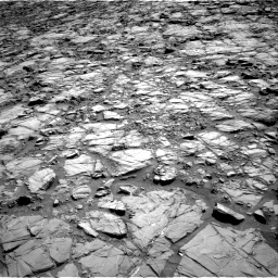 Nasa's Mars rover Curiosity acquired this image using its Right Navigation Camera on Sol 1167, at drive 3352, site number 50