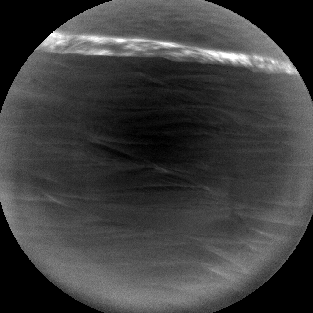 Nasa's Mars rover Curiosity acquired this image using its Chemistry & Camera (ChemCam) on Sol 1167, at drive 3076, site number 50