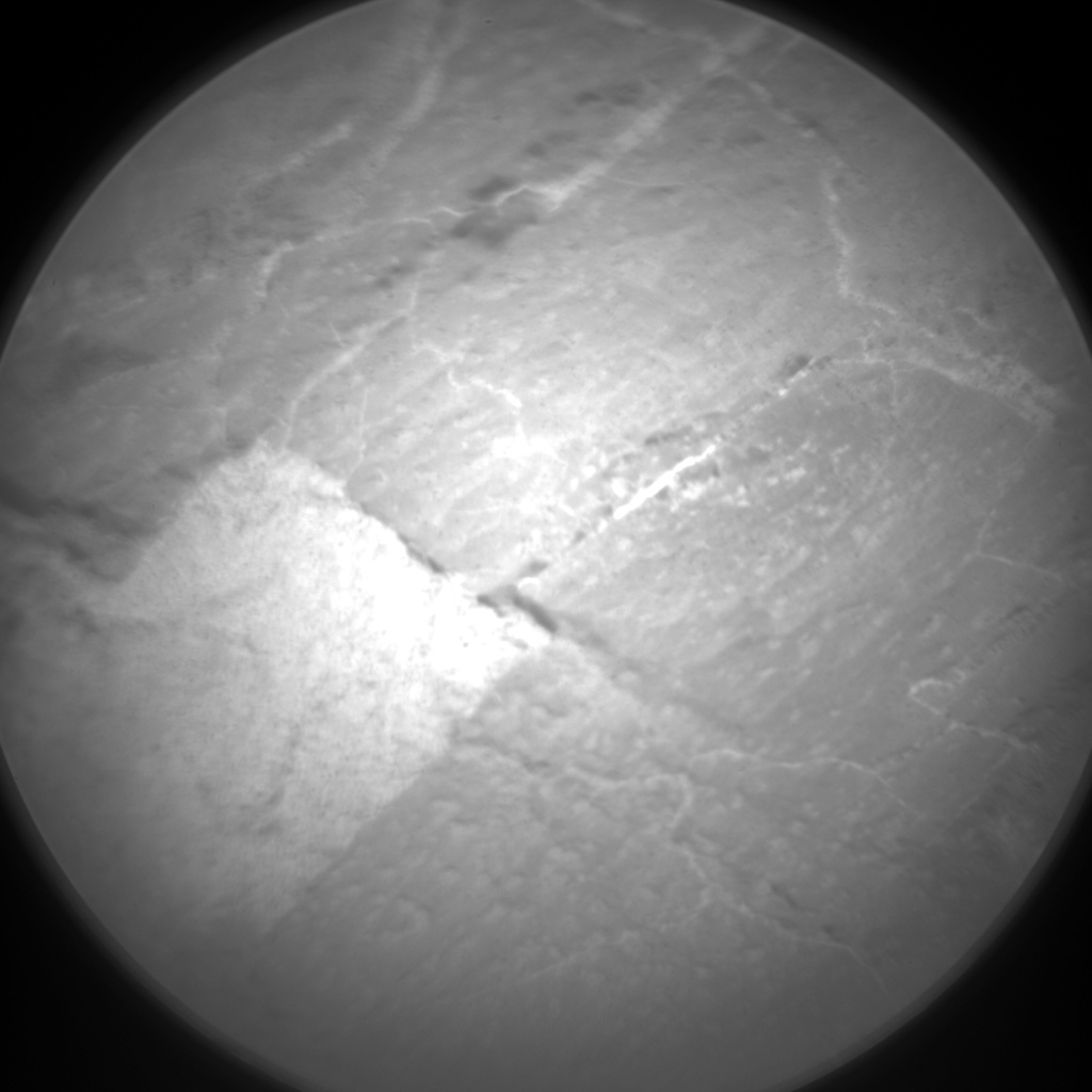 Nasa's Mars rover Curiosity acquired this image using its Chemistry & Camera (ChemCam) on Sol 1168, at drive 0, site number 51