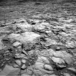 Nasa's Mars rover Curiosity acquired this image using its Left Navigation Camera on Sol 1168, at drive 150, site number 51