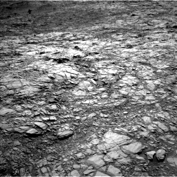 Nasa's Mars rover Curiosity acquired this image using its Left Navigation Camera on Sol 1168, at drive 258, site number 51