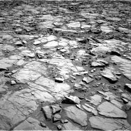 Nasa's Mars rover Curiosity acquired this image using its Right Navigation Camera on Sol 1168, at drive 36, site number 51