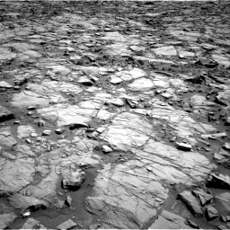 Nasa's Mars rover Curiosity acquired this image using its Right Navigation Camera on Sol 1168, at drive 42, site number 51