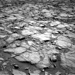 Nasa's Mars rover Curiosity acquired this image using its Right Navigation Camera on Sol 1168, at drive 48, site number 51