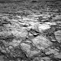 Nasa's Mars rover Curiosity acquired this image using its Right Navigation Camera on Sol 1168, at drive 132, site number 51