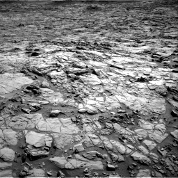 Nasa's Mars rover Curiosity acquired this image using its Right Navigation Camera on Sol 1168, at drive 144, site number 51