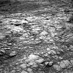 Nasa's Mars rover Curiosity acquired this image using its Right Navigation Camera on Sol 1168, at drive 252, site number 51