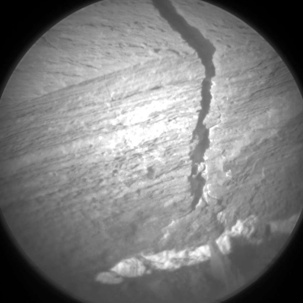 Nasa's Mars rover Curiosity acquired this image using its Chemistry & Camera (ChemCam) on Sol 1169, at drive 268, site number 51