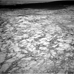 Nasa's Mars rover Curiosity acquired this image using its Left Navigation Camera on Sol 1172, at drive 268, site number 51