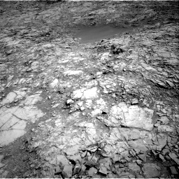 Nasa's Mars rover Curiosity acquired this image using its Right Navigation Camera on Sol 1172, at drive 280, site number 51