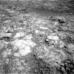 Nasa's Mars rover Curiosity acquired this image using its Right Navigation Camera on Sol 1172, at drive 286, site number 51