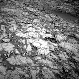 Nasa's Mars rover Curiosity acquired this image using its Right Navigation Camera on Sol 1172, at drive 298, site number 51