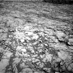 Nasa's Mars rover Curiosity acquired this image using its Right Navigation Camera on Sol 1172, at drive 328, site number 51