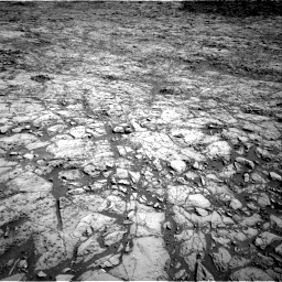 Nasa's Mars rover Curiosity acquired this image using its Right Navigation Camera on Sol 1172, at drive 334, site number 51