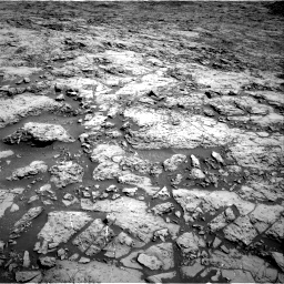 Nasa's Mars rover Curiosity acquired this image using its Right Navigation Camera on Sol 1172, at drive 364, site number 51