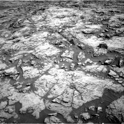 Nasa's Mars rover Curiosity acquired this image using its Right Navigation Camera on Sol 1172, at drive 388, site number 51