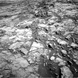 Nasa's Mars rover Curiosity acquired this image using its Right Navigation Camera on Sol 1172, at drive 406, site number 51