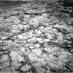 Nasa's Mars rover Curiosity acquired this image using its Right Navigation Camera on Sol 1172, at drive 424, site number 51