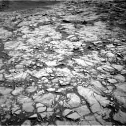 Nasa's Mars rover Curiosity acquired this image using its Right Navigation Camera on Sol 1172, at drive 430, site number 51