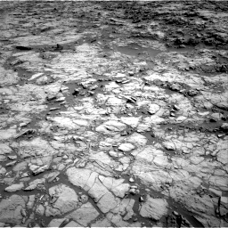 Nasa's Mars rover Curiosity acquired this image using its Right Navigation Camera on Sol 1172, at drive 442, site number 51