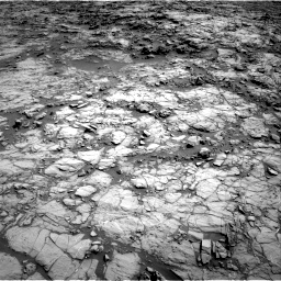 Nasa's Mars rover Curiosity acquired this image using its Right Navigation Camera on Sol 1172, at drive 448, site number 51