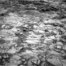 Nasa's Mars rover Curiosity acquired this image using its Right Navigation Camera on Sol 1172, at drive 466, site number 51