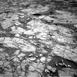 Nasa's Mars rover Curiosity acquired this image using its Right Navigation Camera on Sol 1172, at drive 490, site number 51