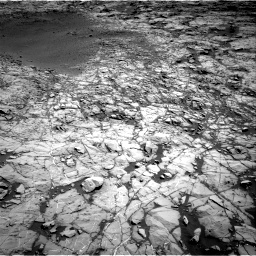 Nasa's Mars rover Curiosity acquired this image using its Right Navigation Camera on Sol 1172, at drive 520, site number 51