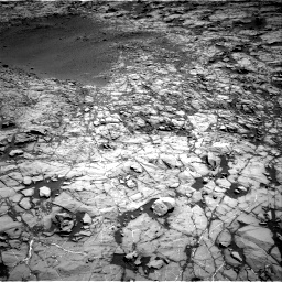 Nasa's Mars rover Curiosity acquired this image using its Right Navigation Camera on Sol 1172, at drive 526, site number 51