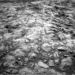 Nasa's Mars rover Curiosity acquired this image using its Left Navigation Camera on Sol 1173, at drive 610, site number 51