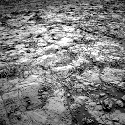 Nasa's Mars rover Curiosity acquired this image using its Left Navigation Camera on Sol 1173, at drive 730, site number 51
