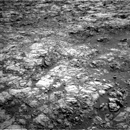 Nasa's Mars rover Curiosity acquired this image using its Left Navigation Camera on Sol 1173, at drive 826, site number 51
