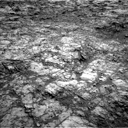 Nasa's Mars rover Curiosity acquired this image using its Left Navigation Camera on Sol 1173, at drive 832, site number 51